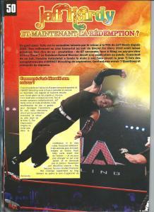 Planète Catch n°37 Jeff Hardy 1 sur 3 001