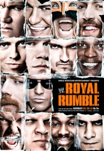 Royal Rumble 2011 Affiche