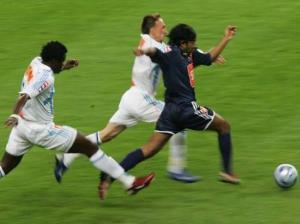 Finale de Coupe de France 2006, nouvelle occasion manquée.