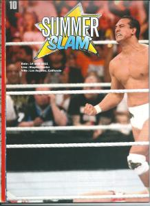 Planète Catch n°37 Review SummerSlam 2011 1 sur 6 001