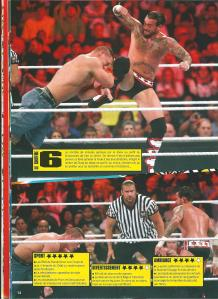 Planète Catch n°37 Review SummerSlam 2011 5 sur 6 001
