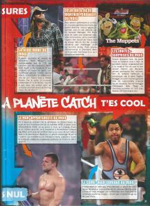 Planète Catch n°40 Plein Feu Page 2 001