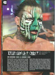 Planète Catch n°40 Review TNA Turning Point Page 1 001