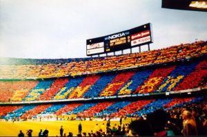 Tifo Barça Es Un Clan