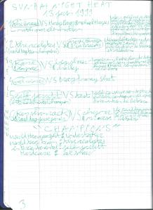 006 Page 3 Sunday Night Heat 13 juin 1999