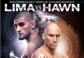 Bellator Lima vs Hawn