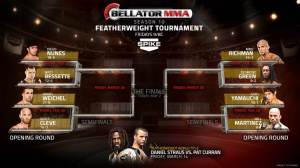 Bellator Season 10 Featherweight Tournament
