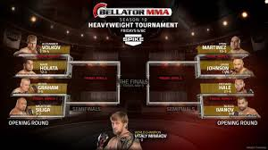 Bellator Season 10 Heavyweight Tournament