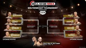 Bellator Season 10 Welterweight Tournament