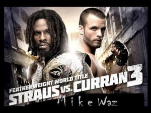 Bellator Straus vs Curran 3