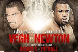 Bellator Vegh vs Newton