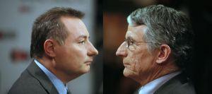 Municipales 2014 Toulouse Face à Face Moudenc-Cohen