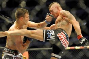 UFC 171 Sanchez-Jury