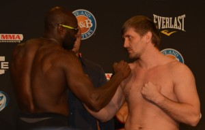 Bellator 115 Kongo-Minakov Face Off