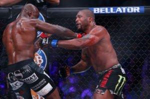 Mo Lawal vs Rampage Jackson