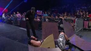 Nalyse TNA Sacrifice 2014 2