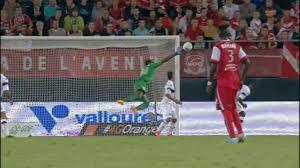 TFC Bilan 2013-2014 Ahamada Détente vs Valenciennes