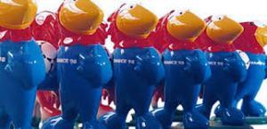 Mondial 2014 Figurines Footix