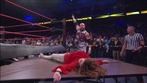 Nalyse TNA SlammiVersary 2014 1