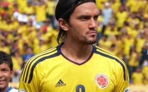 TFC Mondialistes - Abel Aguilar avec Colombie