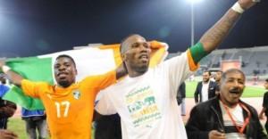 TFC Mondialistes - Serge Aurier avec Cote D'Ivoire