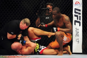 MMA: UFC 174-Saint Preux vs Ryan Jimmo