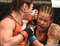 UFC 177 Bethe Correia vs Shayna Baszler