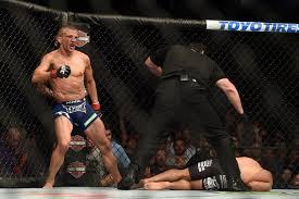 UFC 177 Dillashaw vs Soto KO