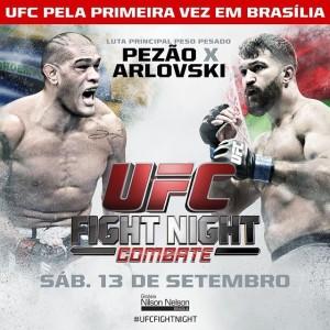WOFW#1 Affiche UFC Fight Night 51