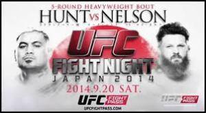 WOFW#2 Affiche UFC Fight Night 52