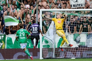 FOOTBALL : Saint Etienne vs Toulouse - Ligue 1 - 05/10/2014