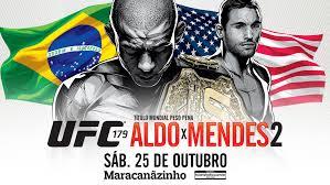 WOFW#4 Affiche UFC 179