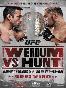 15112014 Review Affiche UFC 180