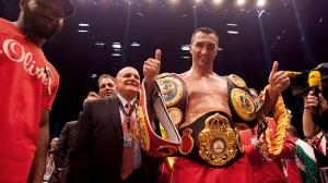 15112014 Review Klitschko Celebration