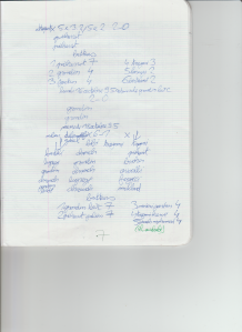 Championnat Padules 1994-1995 & 1995-1996 07