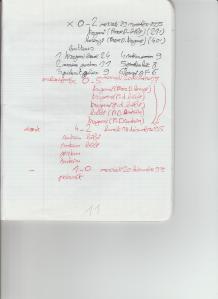 Championnat Padules 1994-1995 & 1995-1996 11