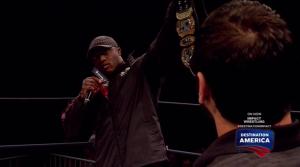 Et si Curtis Axel s'amenait là, dans la seconde, je lui donnerai un match de championnat à lui aussi.