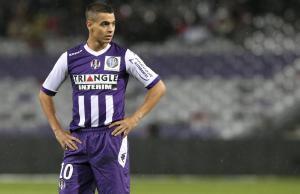 TFC Caen-TFC 07-02-2015 Ben Yedder perdu