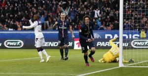 Adrien Rabiot, auteur d'un doublé, n'aura fait peu de cas pour un club où il n'aura fait que passer.