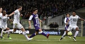 TFC TFC-Rennes 14-02-2015 Trejo but