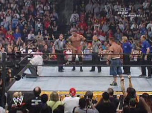 WWE Royal Rumble 2005 13