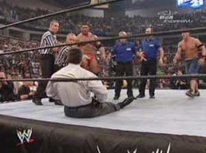 WWE Royal Rumble 2005 14
