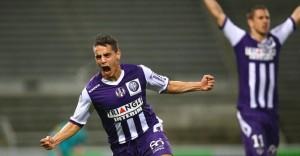 TFC TFC-Bordeaux 22-03-2015 Ben Yedder & Pesic bras levés
