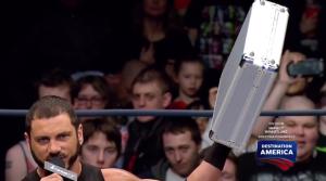 Bon, comment on copie la WWE jusqu'au bout si on n'a plus de PPV au calendrier ?