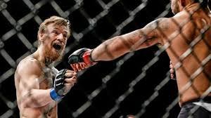 UFC 189 McGregor provoc