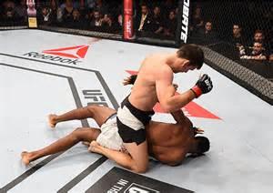 UFC 190 Demian Maia vs Neil Magny 1