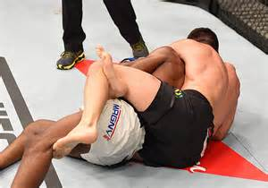 UFC 190 Demian Maia vs Neil Magny 2