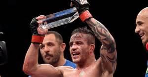 UFC 190 Reginaldo Vieira trophée TUF