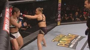 UFC 190 Rousey KO Correia Gif
