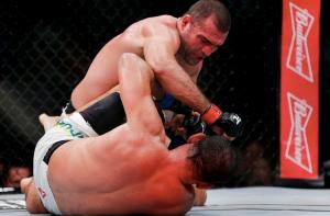 UFC 190 Rua vs Nogueira